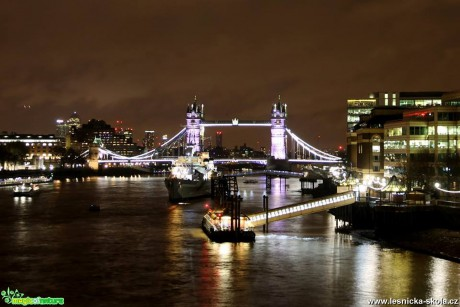 Tower Bridge - Foto Jan Valach (1)