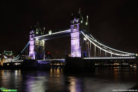 Tower Bridge - Foto Jan Valach (2)