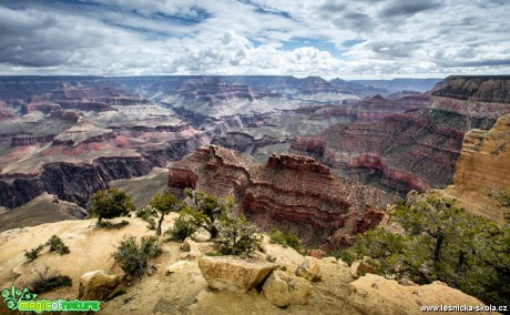 Grand Canyon - Foto Ladislav Hanousek 0619